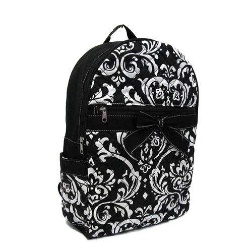 fe1f9f824b Sassy Floral Black Backpack - Sassy Baby Koo